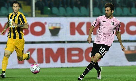 Palermo, tre gol al Verona per festeggiare la salvezza