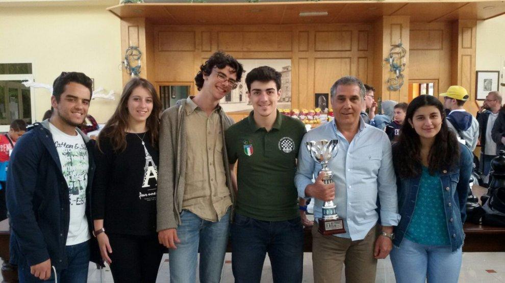 Scacchi, gli studenti del liceo Cannizzaro di Palermo