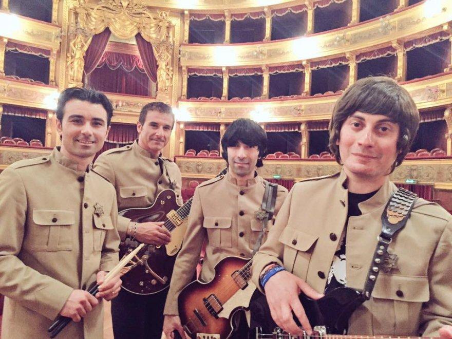 Palermo, in ventimila alla maratona musicale dedicata ai Beatles