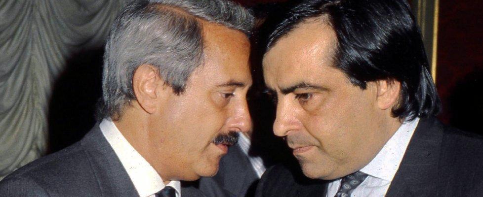 """Orlando e le critiche a Falcone, polemica con Ayala e Ingroia. Il sindaco: """"Grottesco tentare depistaggio e revisionismo"""""""