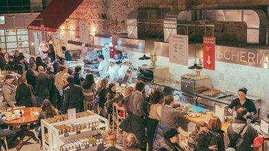 Musica e cucina, metti una sera a cena  al Sanlorenzo Mercato    video