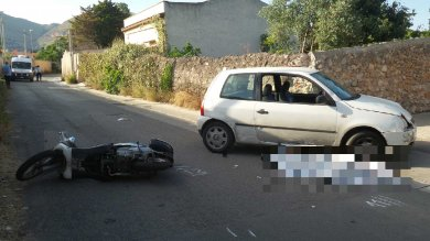 Palermo, auto contro scooter muore operatore della Rai