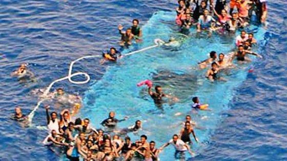 Nuova tragedia nel Canale di Sicilia, si temono fino a 80 morti
