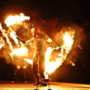 Il Teatro del fuoco vola in Giappone