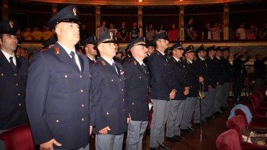 La festa della Polizia al Teatro Massimo