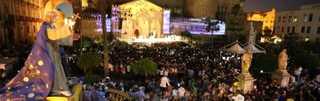 392° Festino di Santa Rosalia: vince il progetto di Lollo Franco