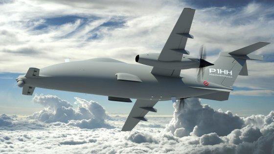 Un drone partito da Trapani-Birgi precipita in mare