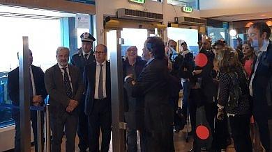 Aeroporto di Palermo: aperti quattro nuovi varchi per le sale d'imbarco