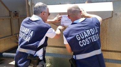 Acque reflue in mare, sequestrato il depuratore di San Vito Lo Capo
