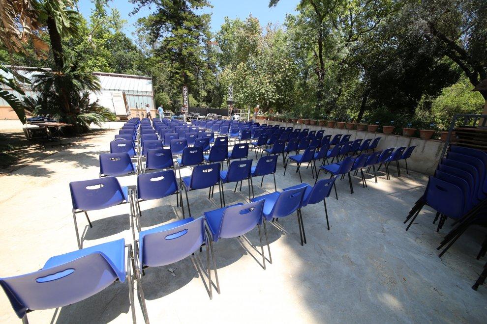 """Palermo: tutto pronto per """"Una Marina di Libri"""". Nostre dirette FbLive e Twitter dall'Orto Botanico"""