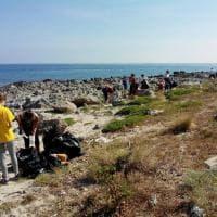 Isola delle Femmine: Liberi tutti con i volontari pulisce spiagge e fondali