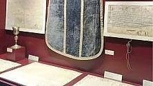 Monreale, pergamene esposte per la prima volta al Museo diocesano