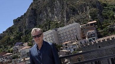 "Harvey Keitel a Taormina: ""Io, Scorsese, Tarantino e l'America di oggi"""