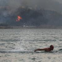 Incendi in Sicilia, fine dell'emergenza.