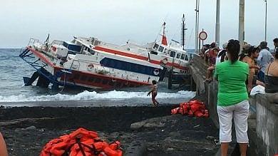 Stromboli, l'armatore Morace regala un'area di sosta al porto
