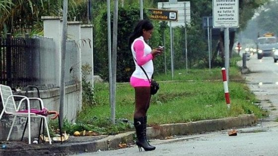 video su come fare sesso nigeriane prostitute