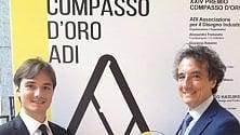 Compasso d'Oro, Morettino premiato per la cialda quadrata