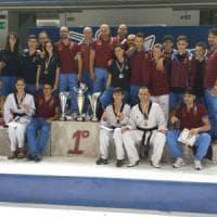 Taekwondo, sedicenne palermitano è vice campione italiano
