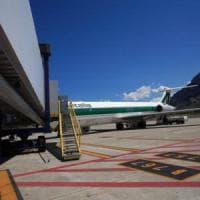 Aeroporti: Palermo fa record di passeggeri, crescono Catania e Comiso