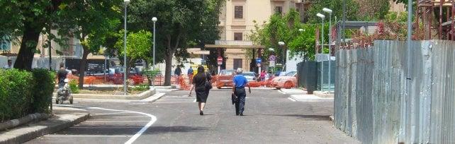 Policlinico di Palermo, riaperti i viali interni e consegnata la clinica di Oculistica