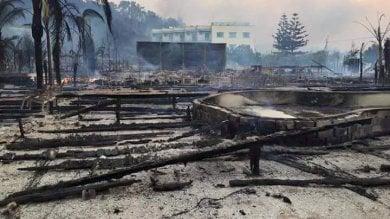 Incendi a Cefalù, danni per 38 milioni di euro