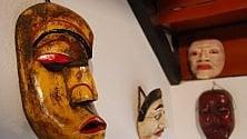 Dall'Africa a Bali, un giro del mondo attraverso le maschere