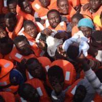 Migranti, sbarco a Palermo: fermati tre presunti scafisti