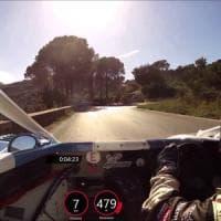 Automobilismo, Mannino vince la Cefalù-Gibilmanna