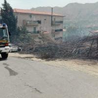 Incendi a Monreale, la procura di Palermo indaga su un sospettato