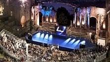 Nastri d'Argento a Taormina, maxischermo per Italia-Germania