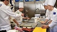 La nazionale italiana di cuochi lavora in Sicilia al dessert olimpionico
