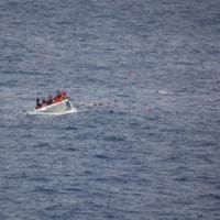 """Creta, le ultime foto del naufragio. Una bimba: """"Ho visto mia mamma sprofondare in mare"""""""