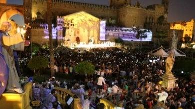 392° Festino: piazze e palazzi di Palermo come un unico palcoscenico