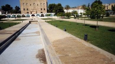 Mancano i portieri, i giardini della Zisa restano chiusi nei fine settimana