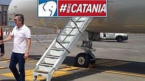 Vendita del Catania: arriva Vergara    per trattare con Pulvirenti