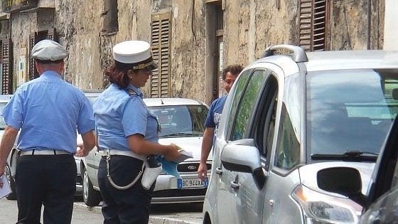 Catania modifica la targa di un 39 auto multata ma di un for Ufficio decoro urbano messina