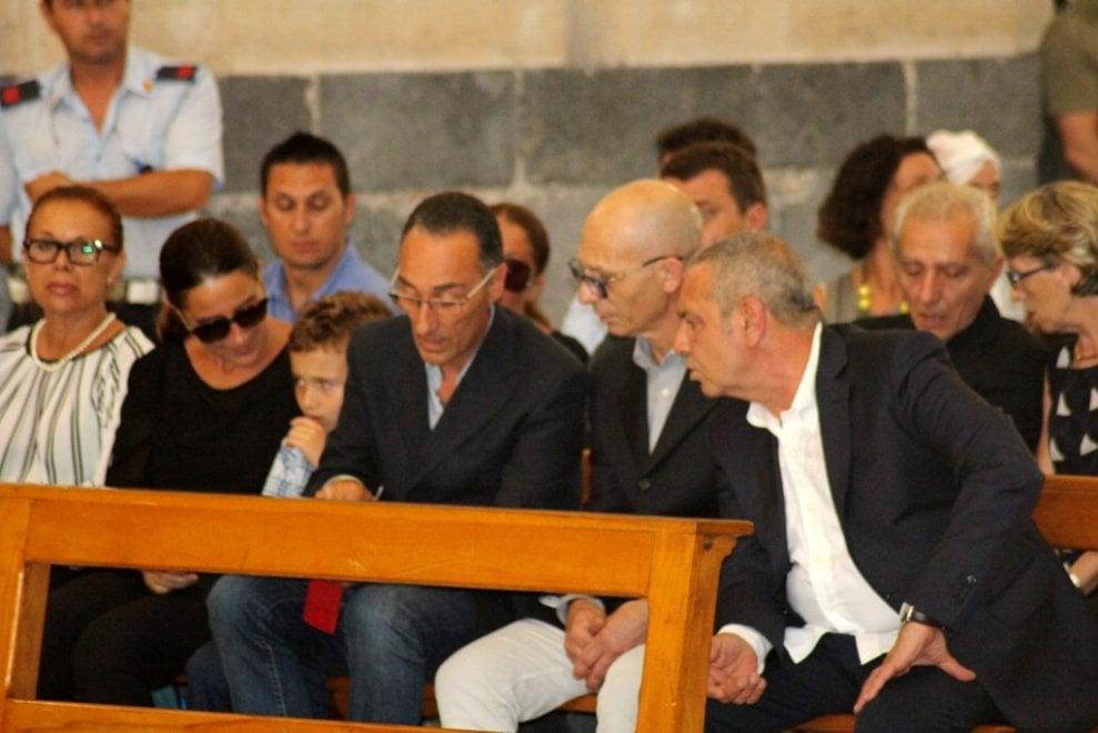 Catania, folla commossa al funerale di Adele Puglisi$