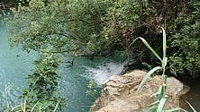 Alle sorgenti del Belice tra i laghetti  verde smeraldo