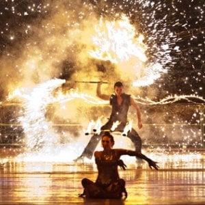 """Il Teatro del fuoco """"promosso"""" a spettacolo della città"""