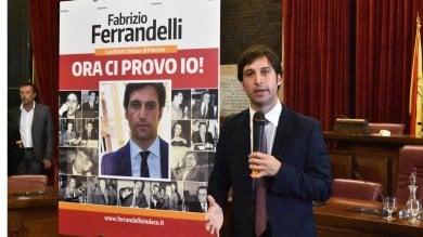 Ferrandelli si candida a sindaco di Palermo     Duello Cuffaro-Raciti su alleanza anti M5s