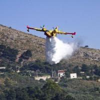 Monreale: nuovo incendio sulla circonvallazione