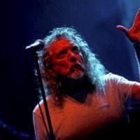 Robert Plant a Taormina e le serate