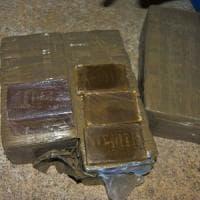 Palermo: 40 chili di hashish pronti per i pusher della movida, quattro arresti