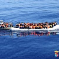 Migranti: fiocco rosa su nave Bettica, è nata Joy Aurora