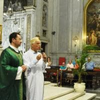 Palermo, l'imam alla messa in cattedrale: