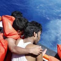 Due bambine siriane morte in un naufragio al largo della Libia