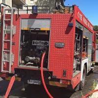 Decine di incendi nel Palermitano, vigili del fuoco a Monreale
