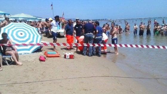 Balestrate, turista muore per salvare bimbo di 13 anni$