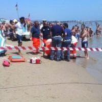 Balestrate, turista tedesco annega per salvare il figlio degli amici