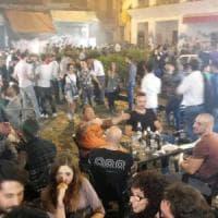 """Movida contro la polizia, il popolo della notte si divide: """"Controlli"""